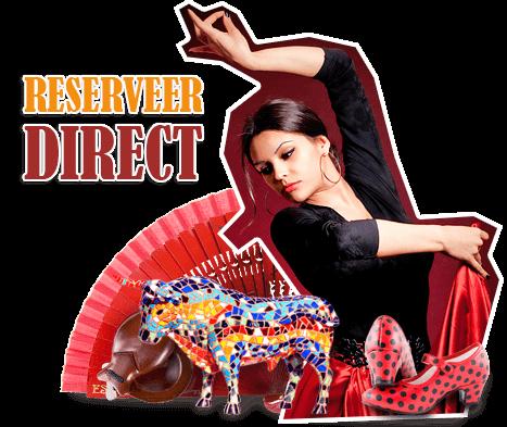 Reserveer direct